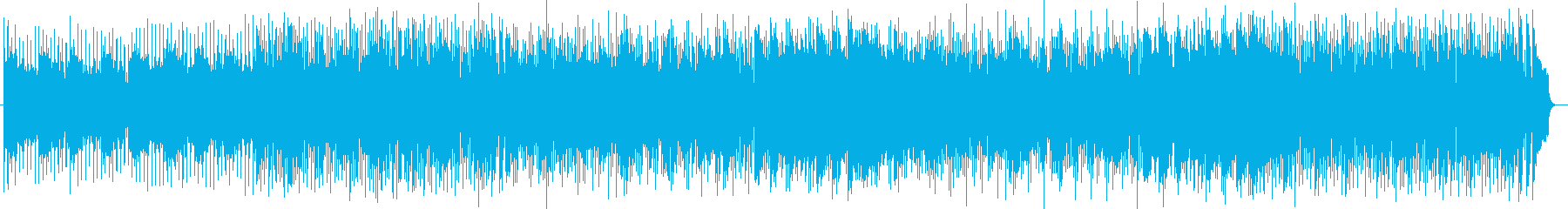 メローでメロディアスなハーモニカポップスの再生済みの波形