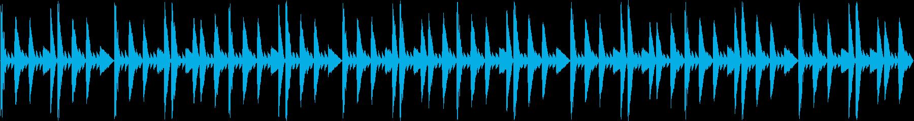 【超シンプル】セレクト(選択)画面の再生済みの波形