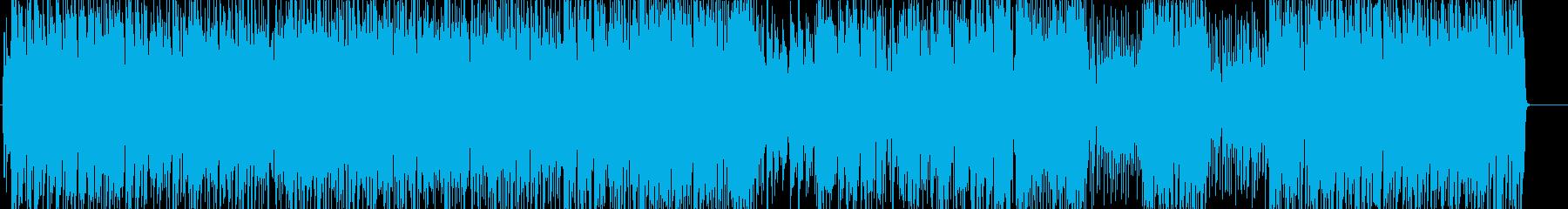 アルルの女のピアノトリオ(ラテン)の再生済みの波形