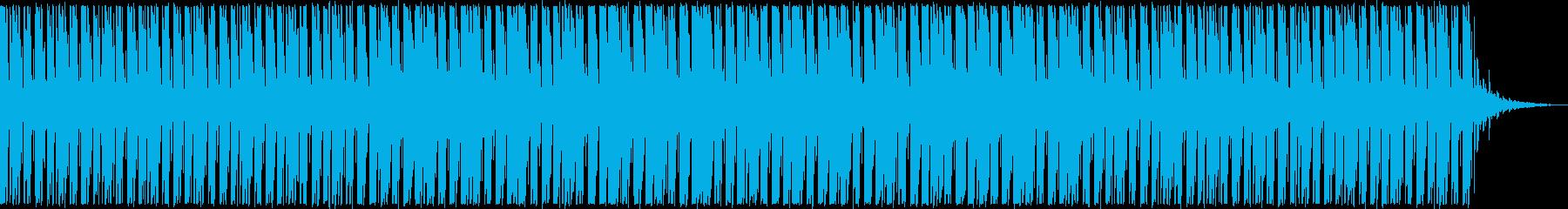 ゲーム内使用などを想定したループさせる…の再生済みの波形