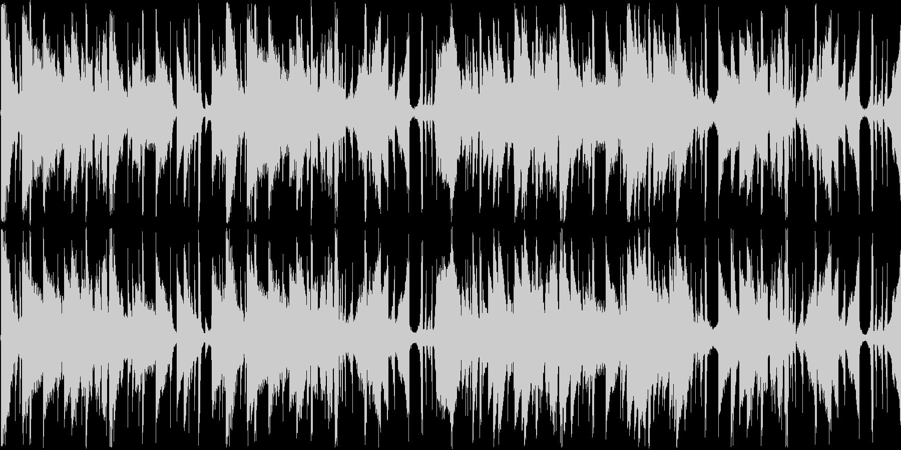 【おしゃれラウンジピアノJAZZ】の未再生の波形