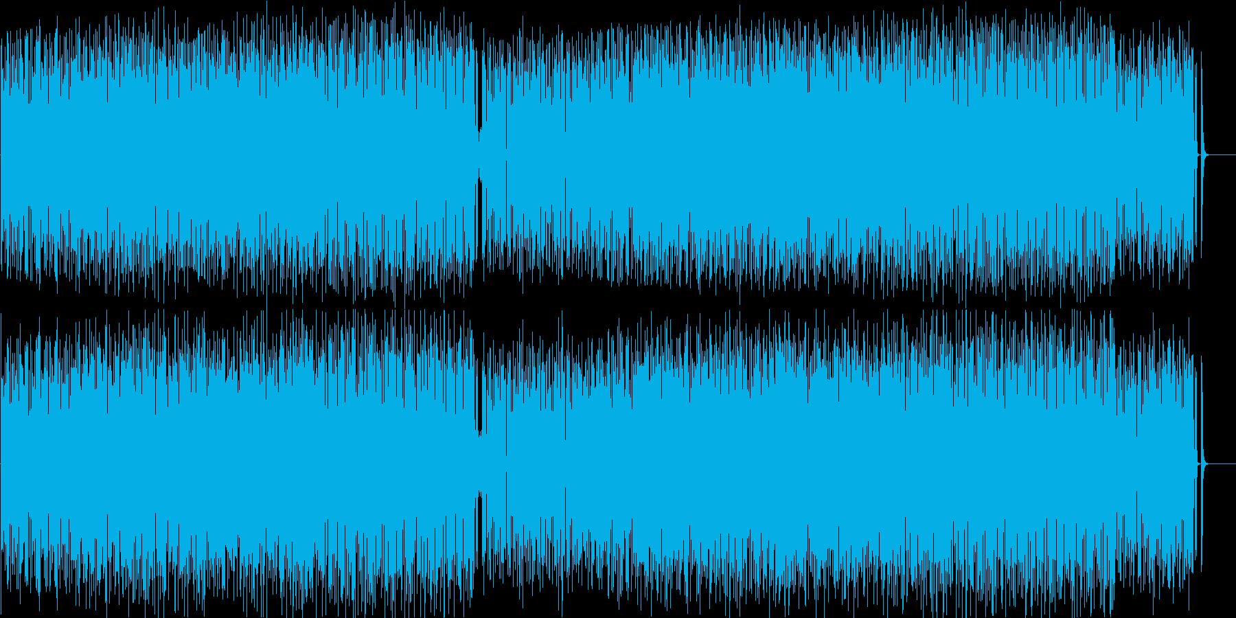 ファンク 挑戦 追跡 都会 躍動 流行の再生済みの波形