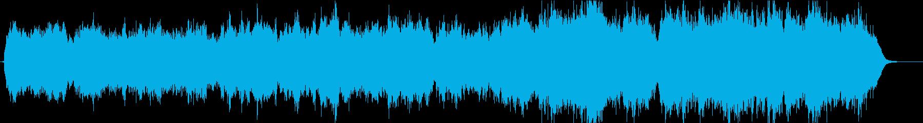 感動的なRPG風BGM・表彰式・戴冠式の再生済みの波形