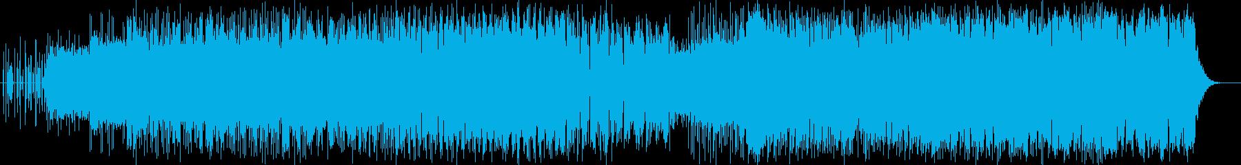 フルートで奏でるオリオン座リゲル_神話の再生済みの波形