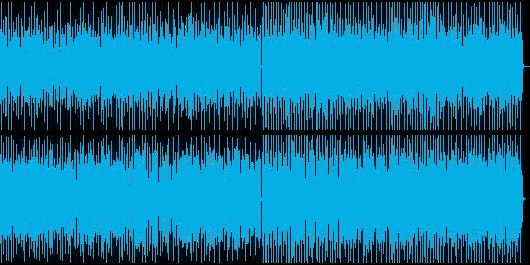 ベートーベン歓喜の歌ウクレレ メロ抜きの再生済みの波形