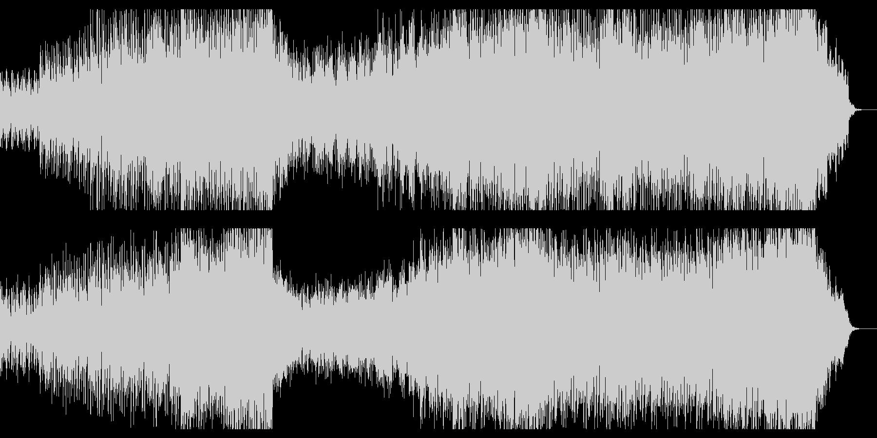 和風/ロック/オーケストラ/融合/力強いの未再生の波形