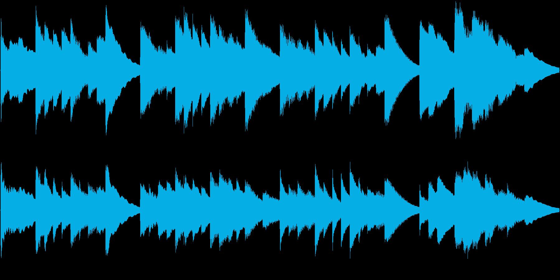 簡易説明 オルゴールの曲で、着信音やC…の再生済みの波形