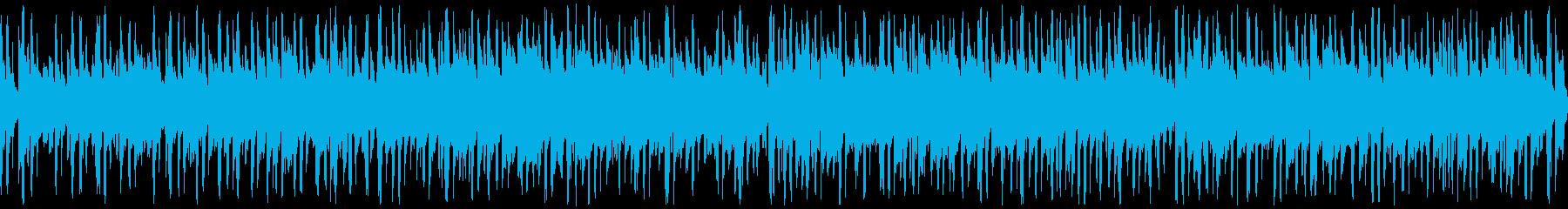 七夕をイメージした切ないバラードの再生済みの波形