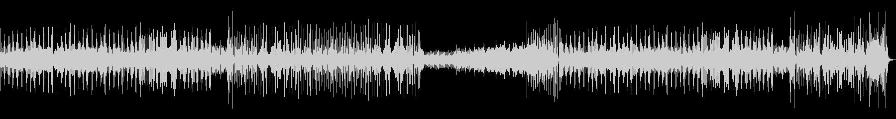 汎用性のある、のほほんアコースティック曲の未再生の波形