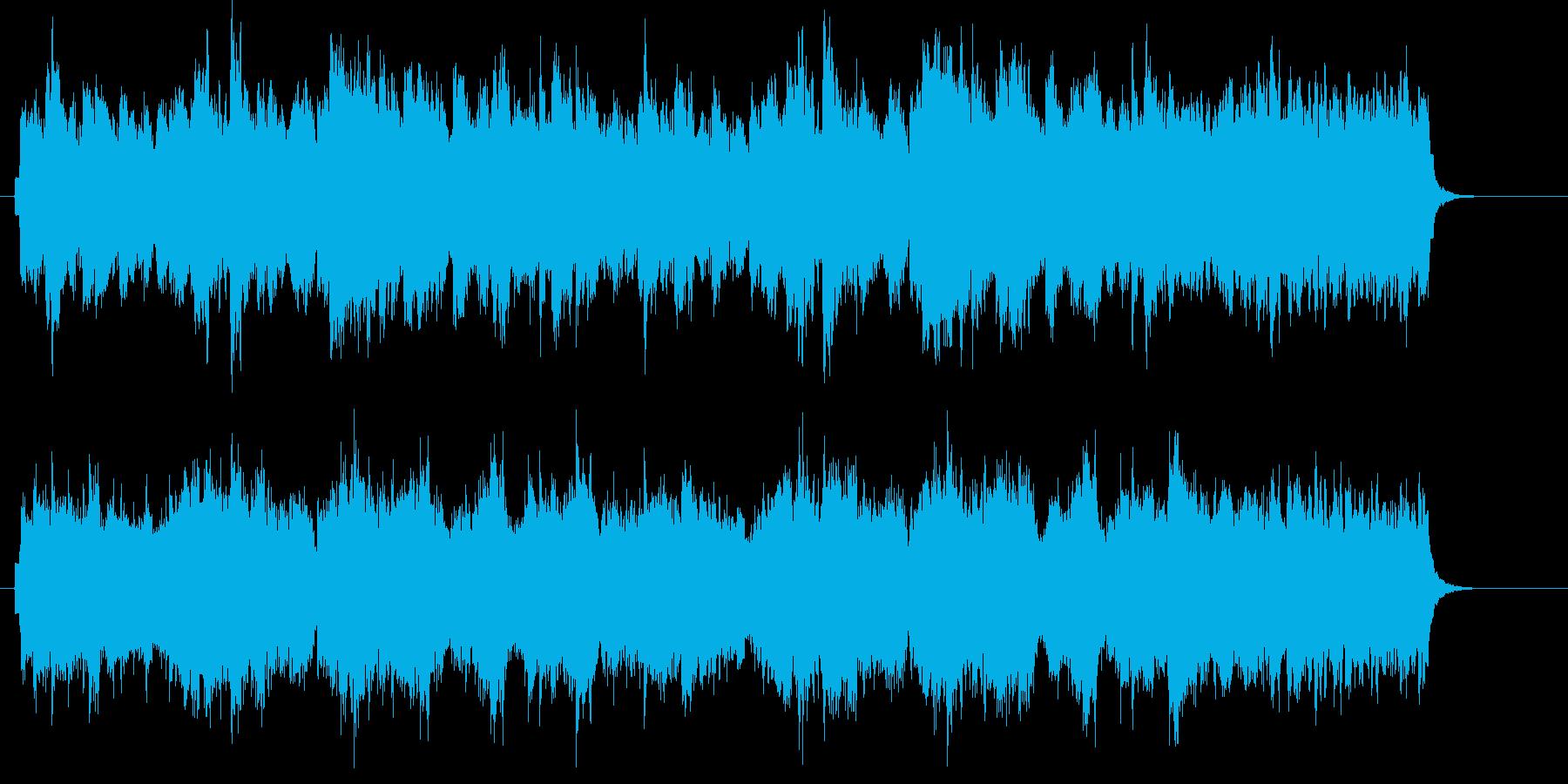 優しい ゆったり メルヘン 宮殿 陽射しの再生済みの波形