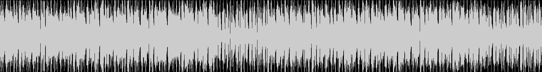 ほのぼのとした雰囲気のポップス ループ可の未再生の波形