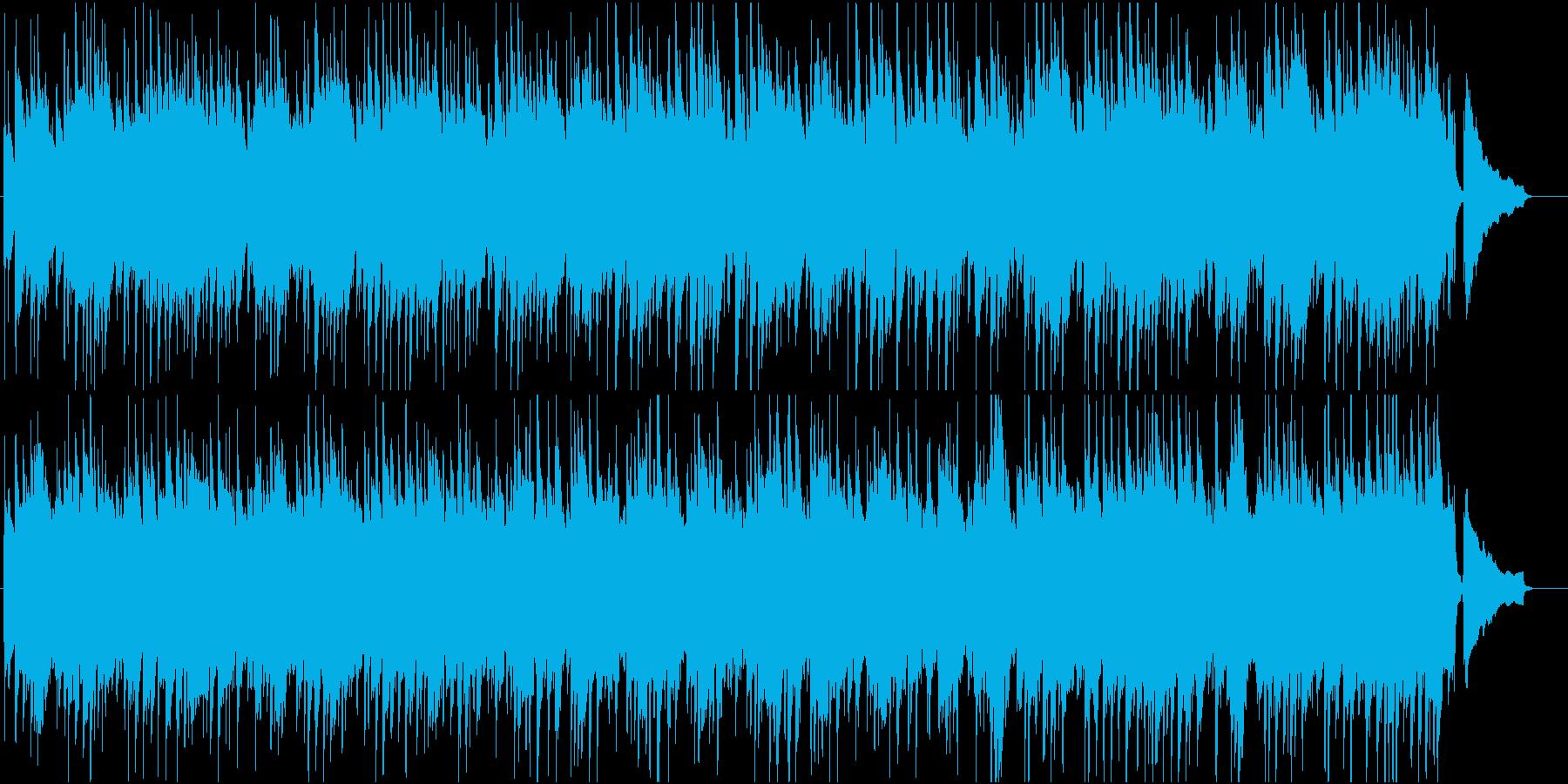 アコギが心地よい開放的なポップスの再生済みの波形