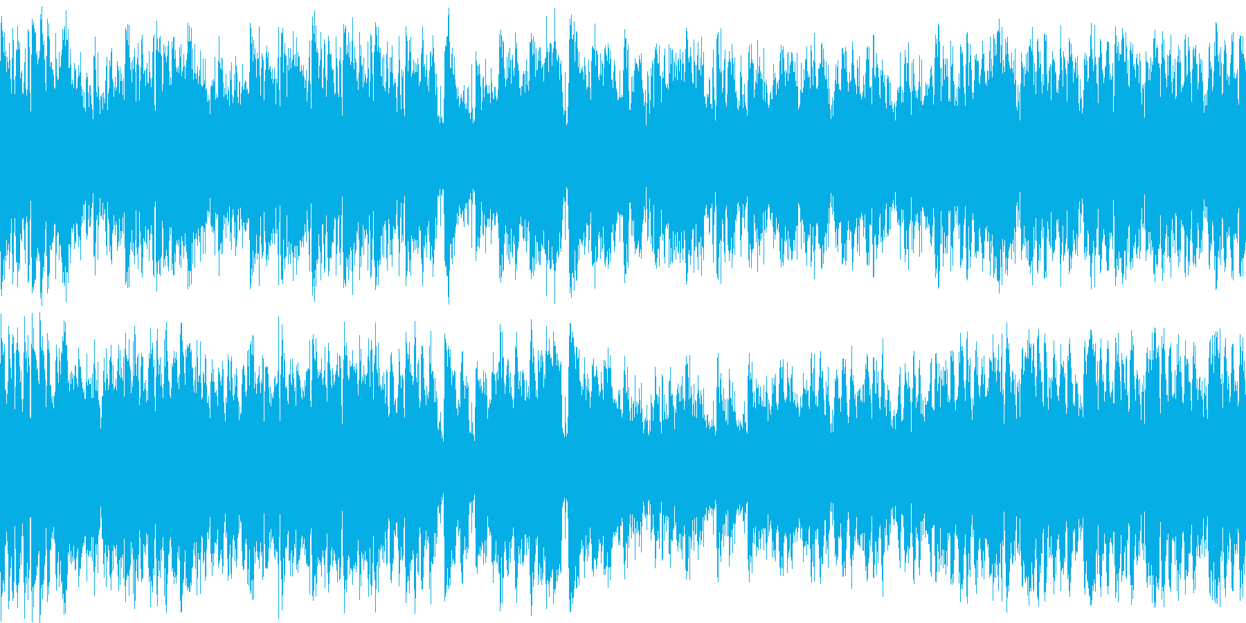 行進曲 勇ましい RPG風 ループ1の再生済みの波形