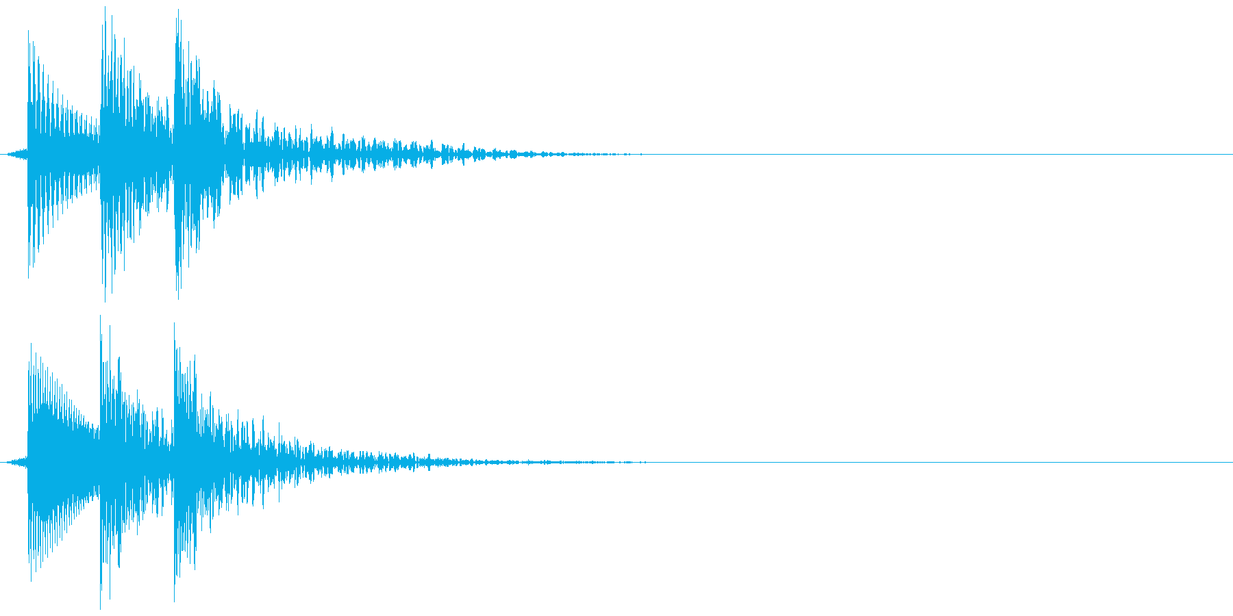 ティロン(決定、ゲーム)の再生済みの波形