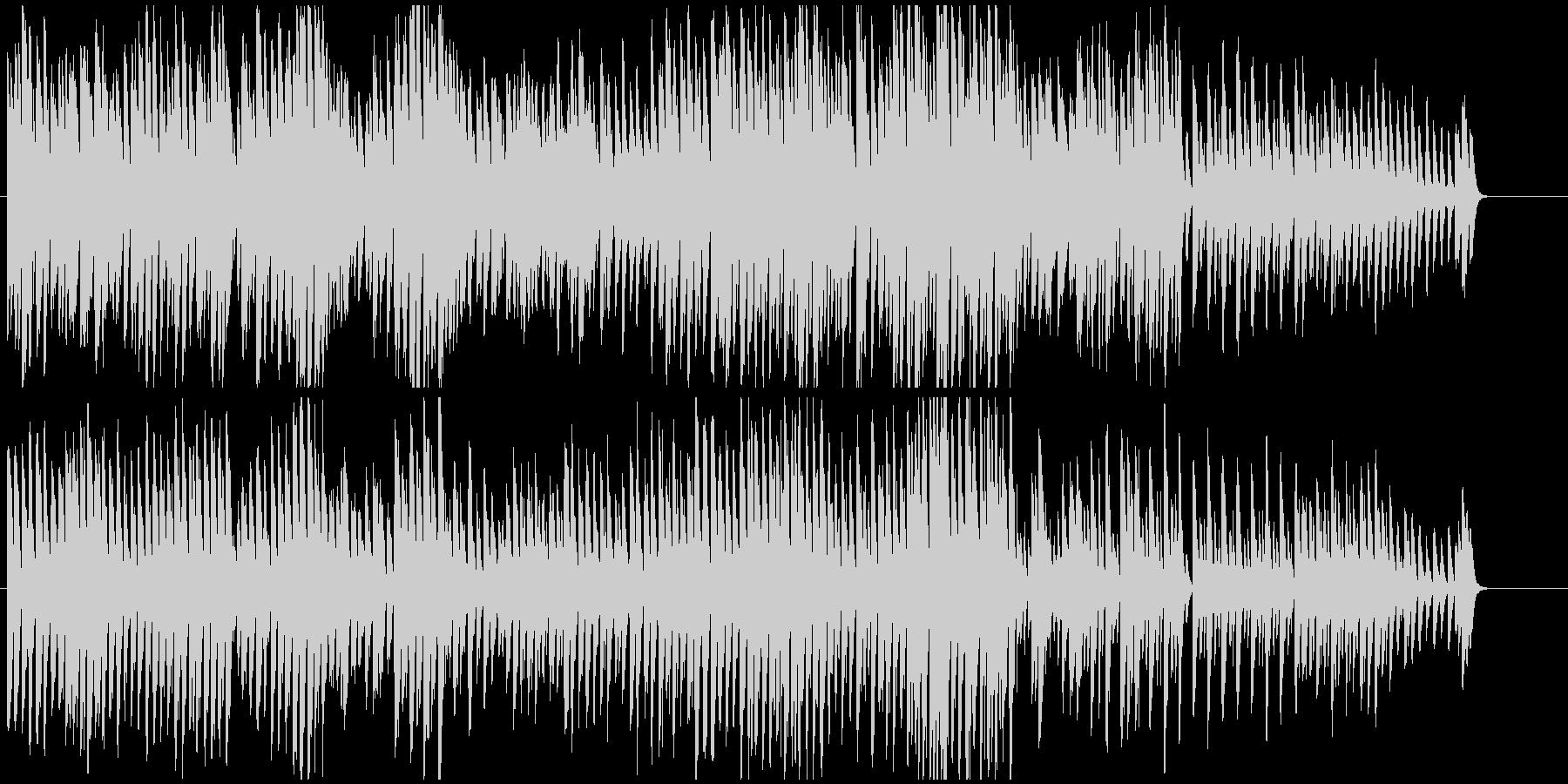 ピアノ名曲 ショパンにもかわいい曲はあるの未再生の波形