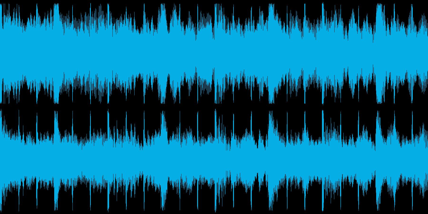 感動表現、CM,ブライダル、ループ2の再生済みの波形