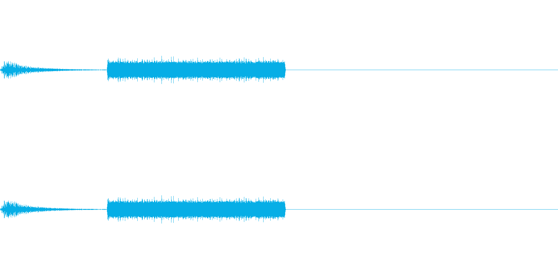 画面表示/スクリーンON/解析/デジタルの再生済みの波形
