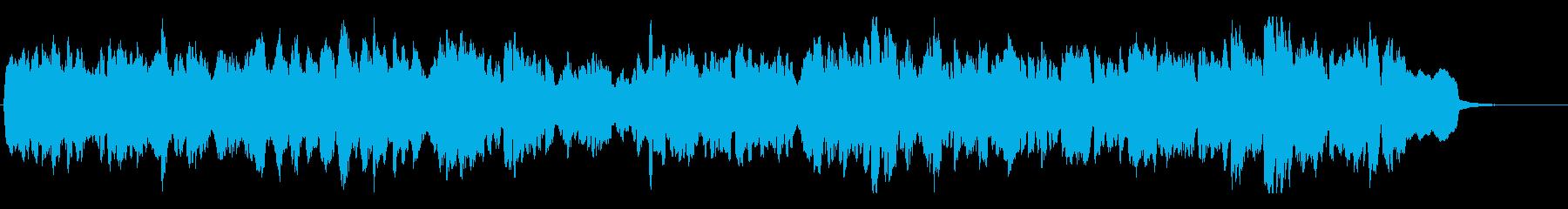 フルートとファゴットで爽やか二重奏バッハの再生済みの波形