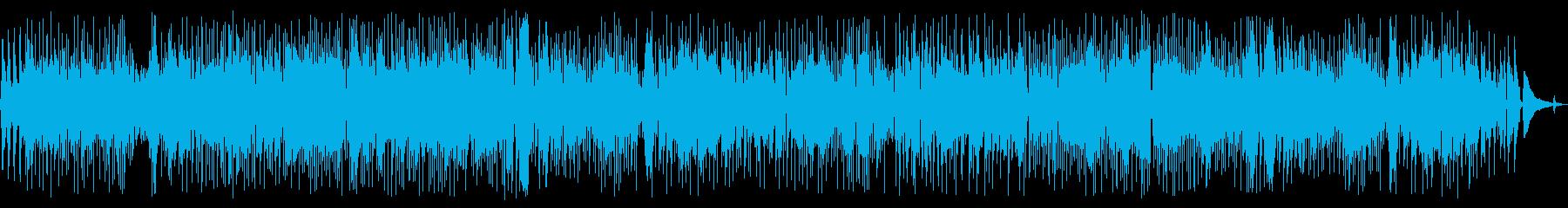 ショパン クラシック 明るいの再生済みの波形