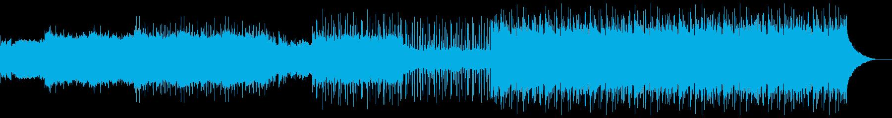 おぼろげな煌きの再生済みの波形
