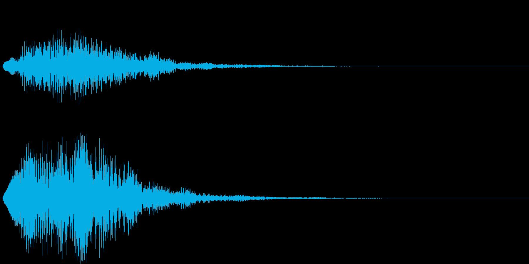 フィフィワーン(サウンドロゴ、決定)の再生済みの波形