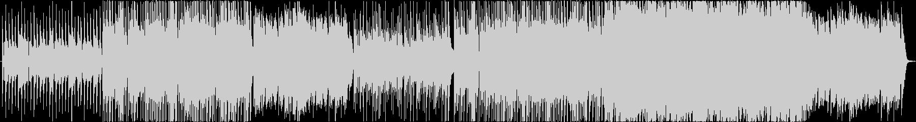ノスタルジックでのどかなアンサンブルの未再生の波形