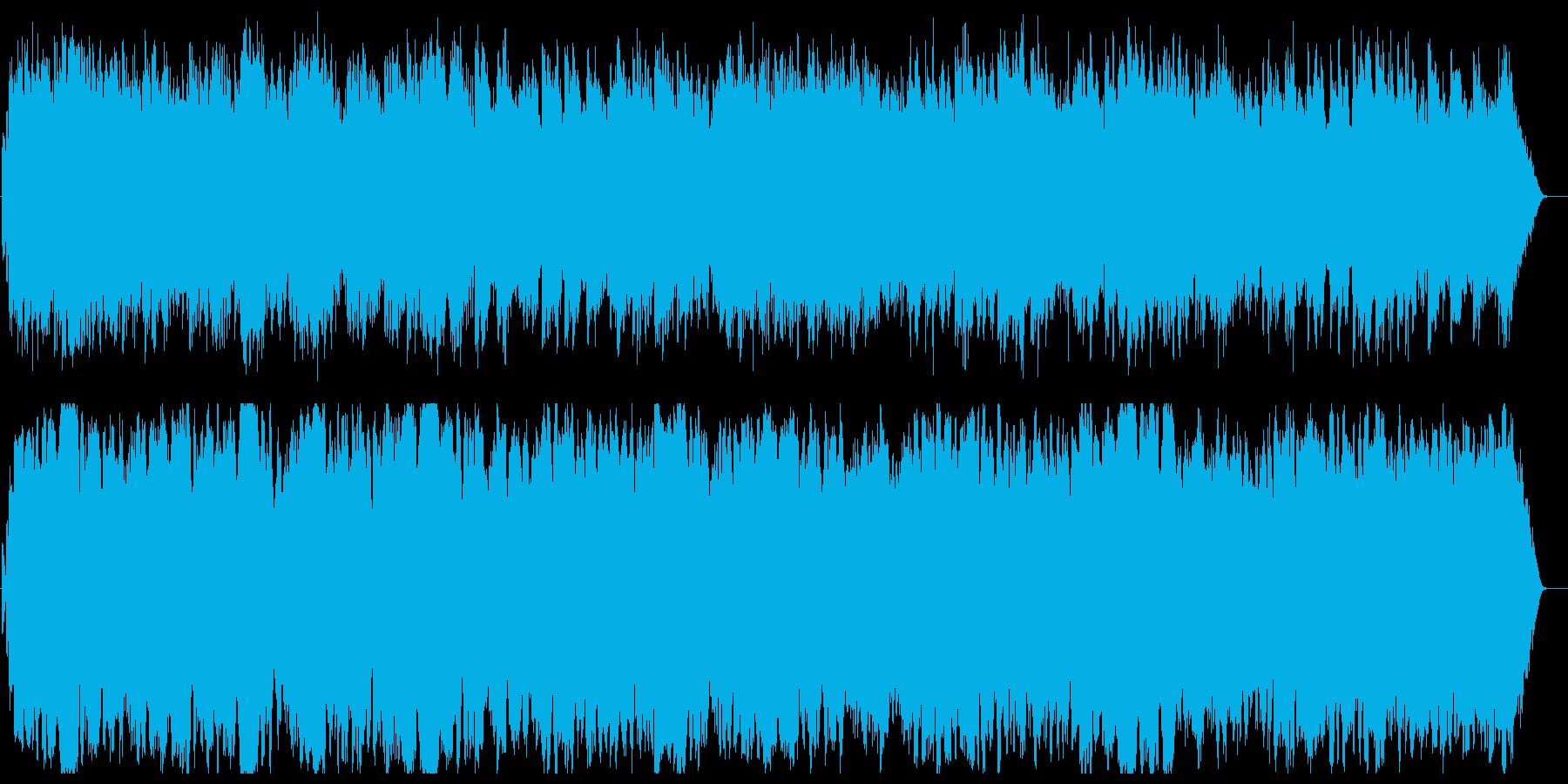 アメイジング・グレイスオルゴールStrの再生済みの波形