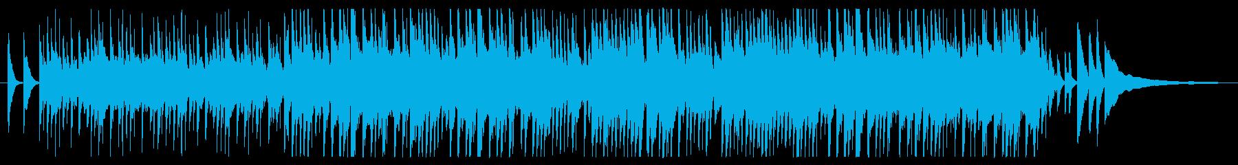 にしししし!マリンバで歌う笑顔のイメージの再生済みの波形