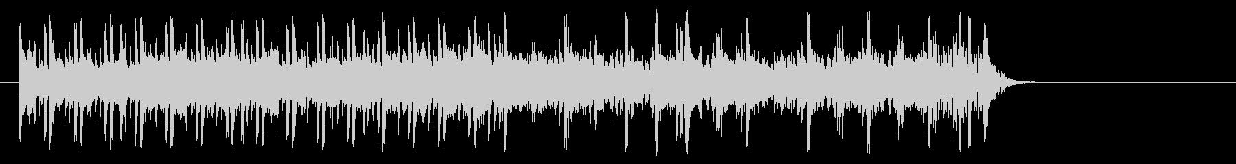 充実感溢れるポップ(A~イントロ~エ…)の未再生の波形