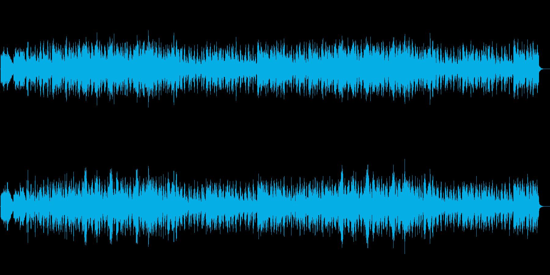 大人っぽい場面に合うBGM 立飲みのB…の再生済みの波形