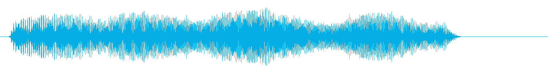 ウェンウェン(コミカル)の再生済みの波形