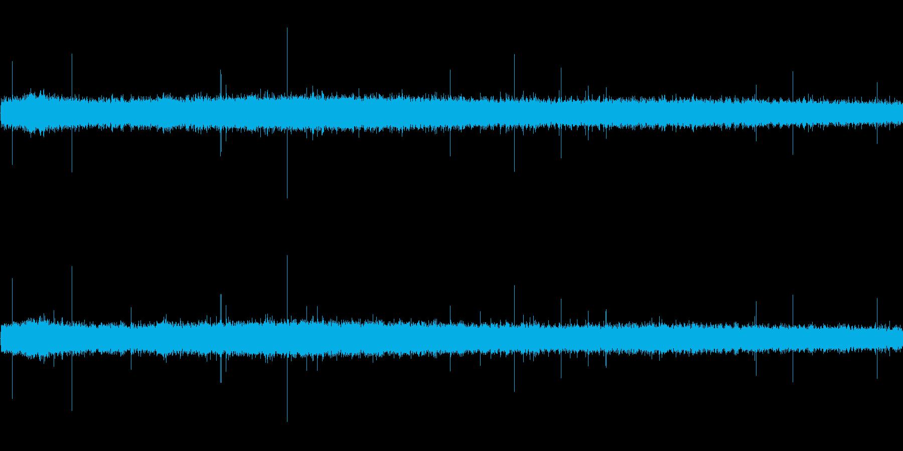 【生音】 梅雨 - 豪雨_14の再生済みの波形