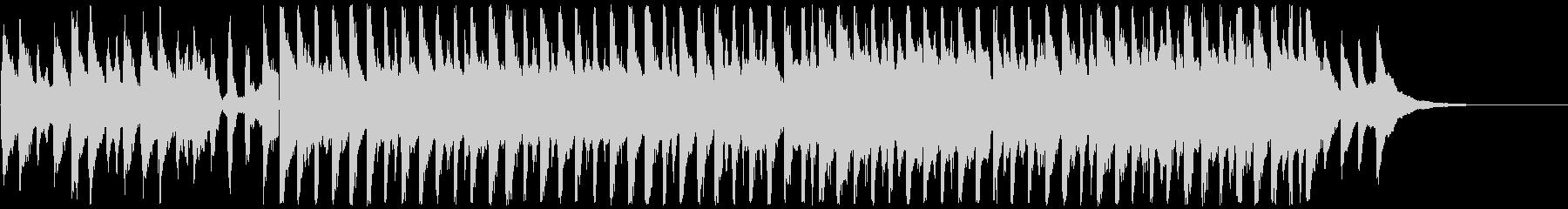【30秒版】アップテンポなコンセプトムーの未再生の波形