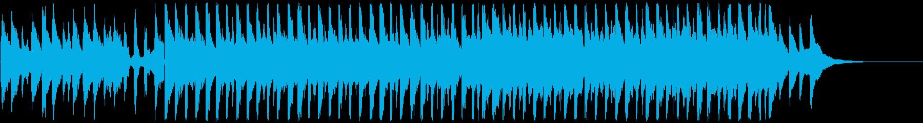 【30秒版】アップテンポなコンセプトムーの再生済みの波形