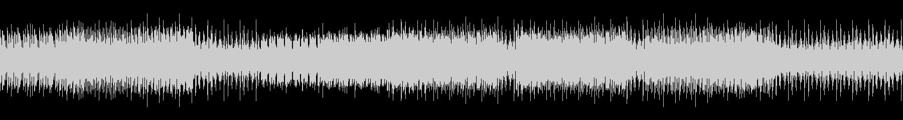 8ビットゲームサウンドBGM 06の未再生の波形
