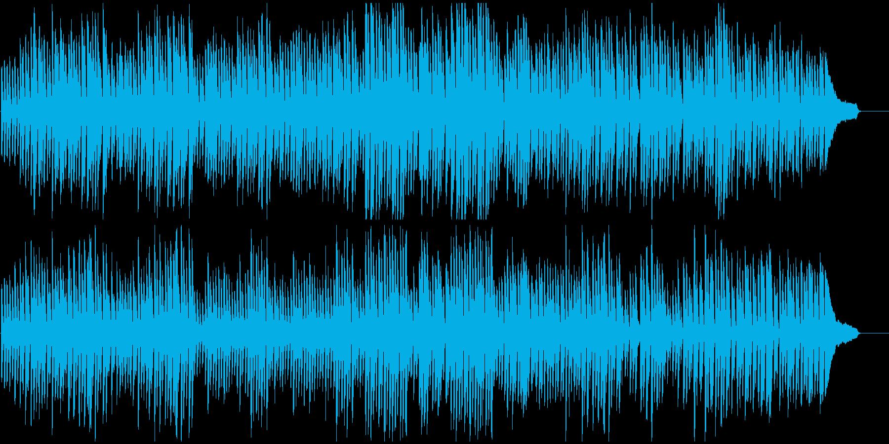 ピアノ名曲楽興の時 上品なダンス音楽の再生済みの波形