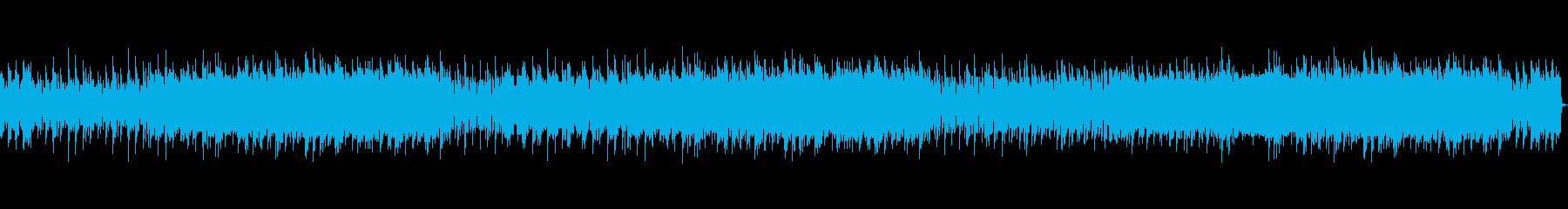 高音質♪オランダ風アコーディオンオルガンの再生済みの波形