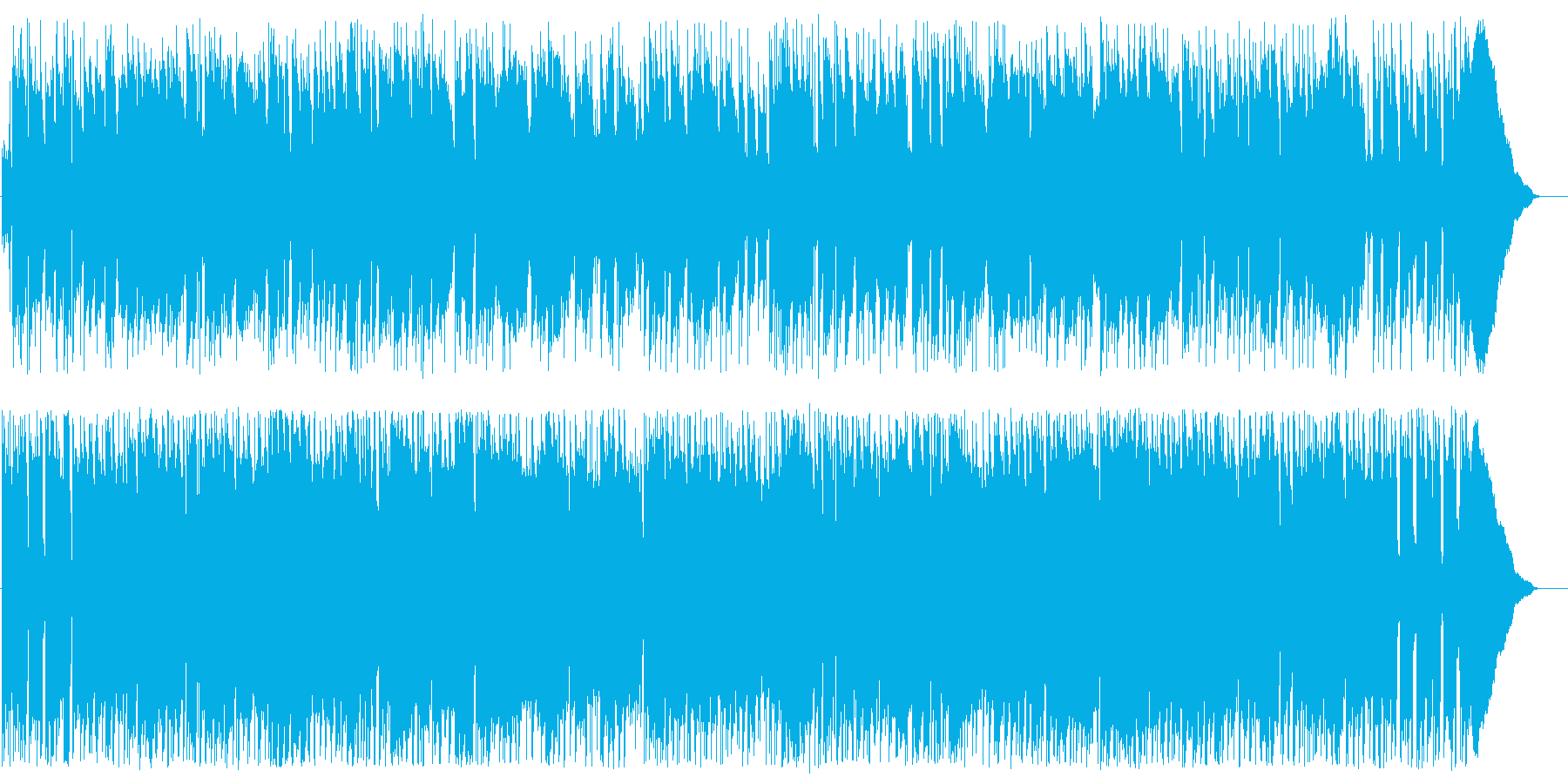 ひいらぎ飾ろう(acoustic)の再生済みの波形