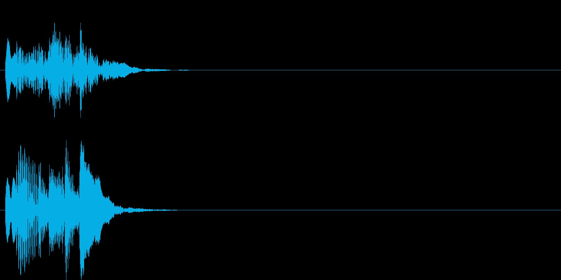 グリッサンド03 マリンバ(上昇)の再生済みの波形