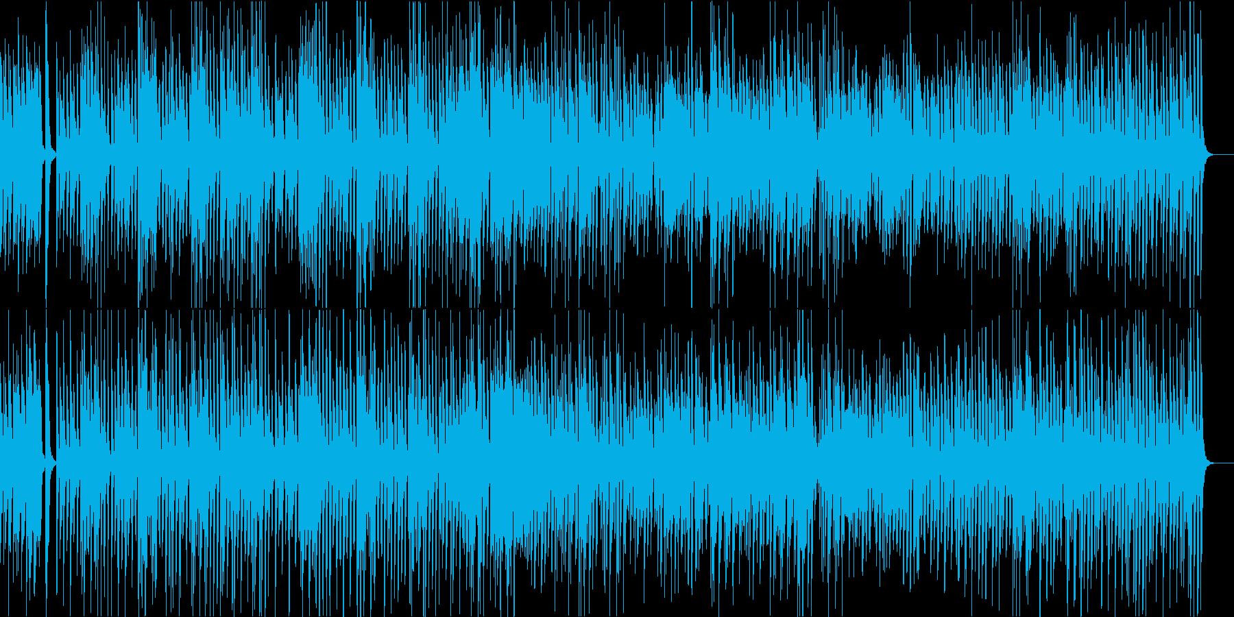 コメディや料理番組で使える有名ピアノ曲の再生済みの波形