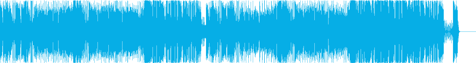 【ドラム抜き】気分がハイになるひたすら明の再生済みの波形