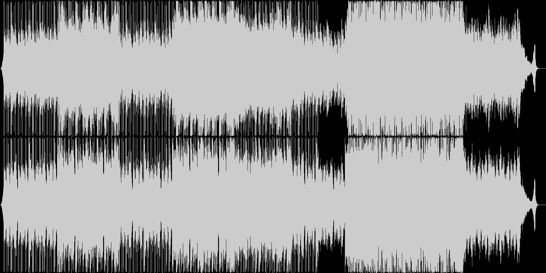 【コーラス抜き】綺麗なアコースティックヒの未再生の波形