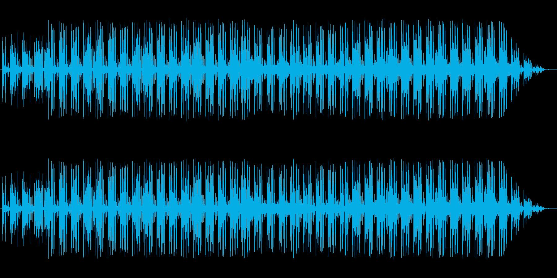 哀愁感漂うR&Bです。の再生済みの波形