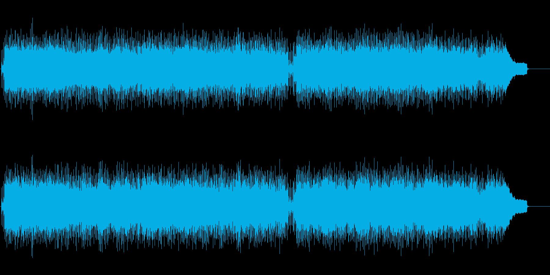 陰りのあるメロディアスなポップスの再生済みの波形