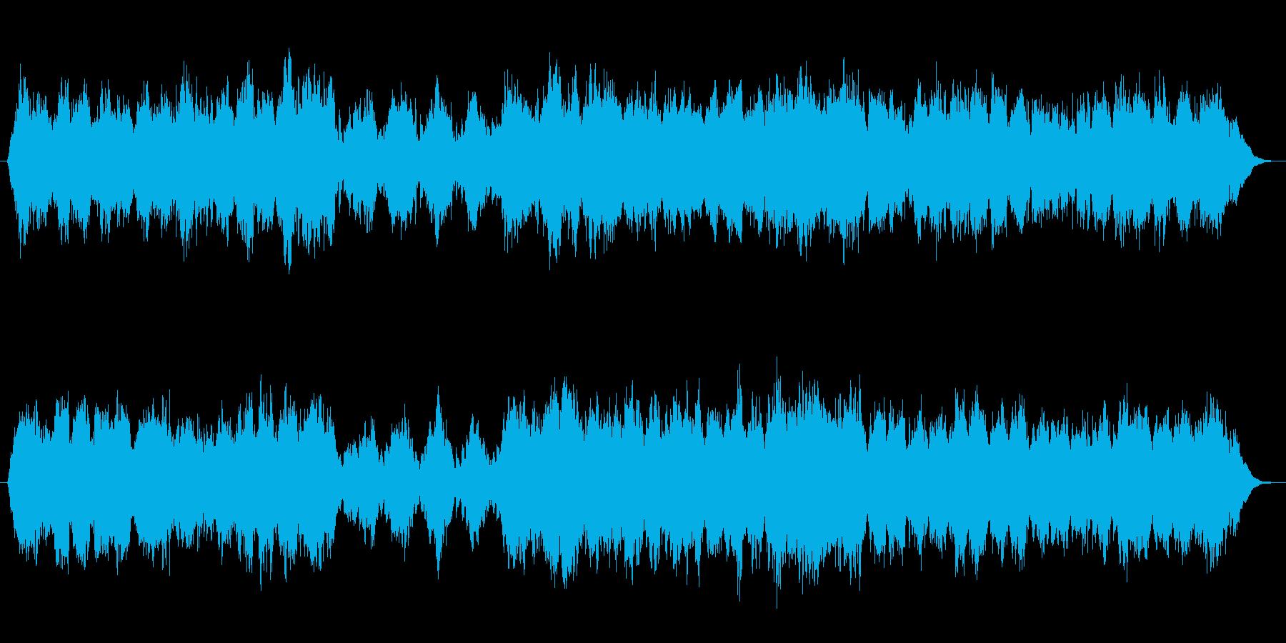 悲壮感 ストリングスの再生済みの波形