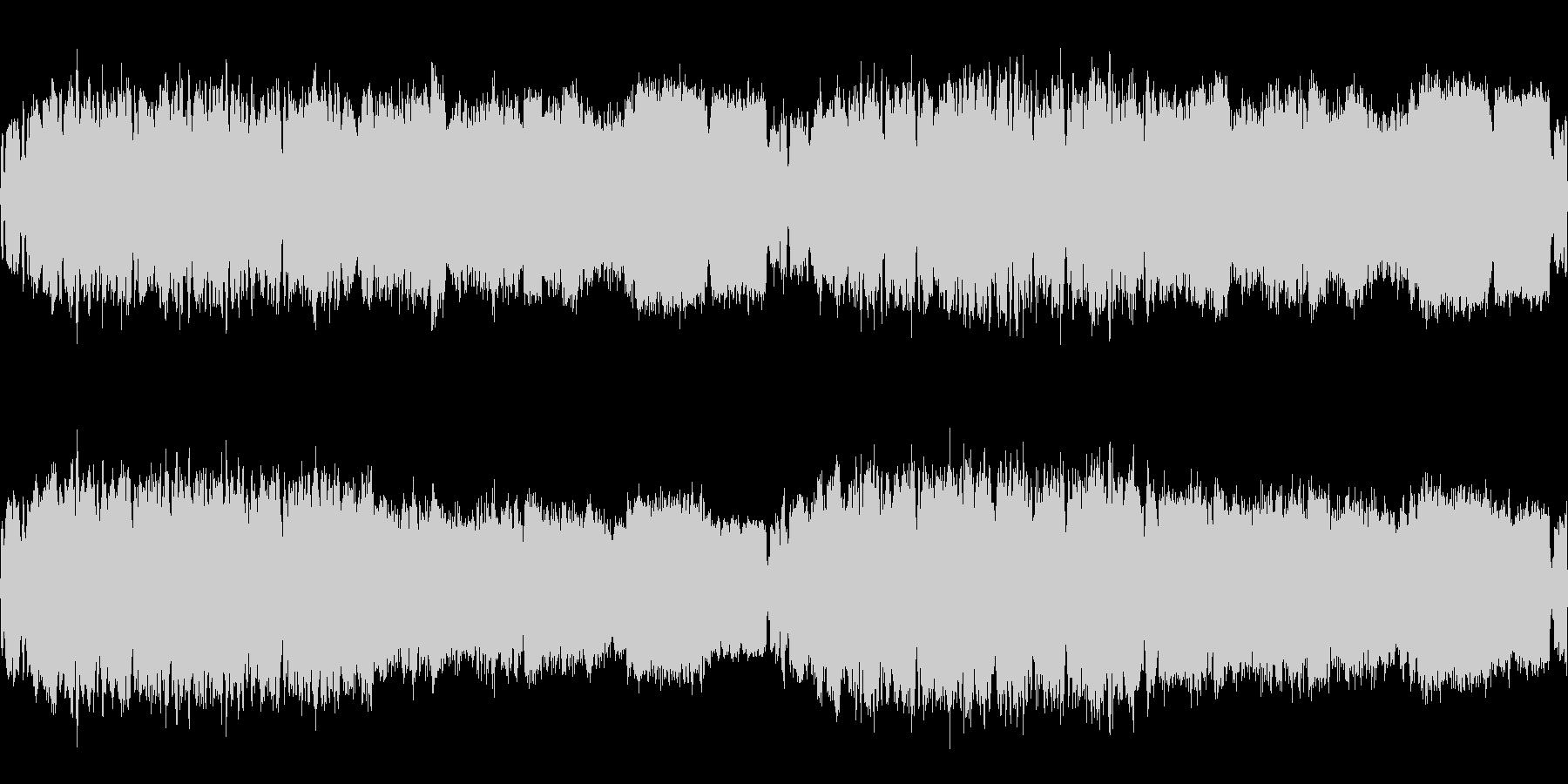 ループ可/ファンタジー系のストリングスの未再生の波形