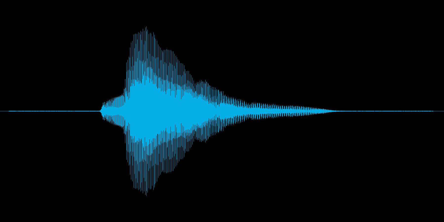 9(ないん)の再生済みの波形