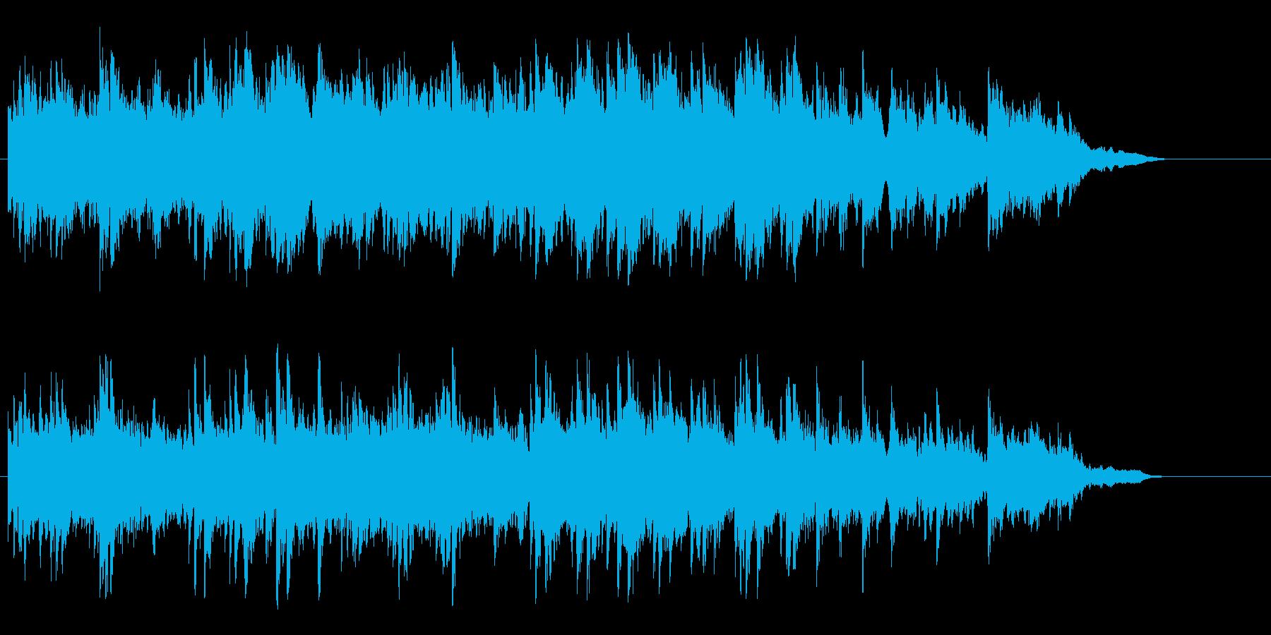 感動的な愛のピアノバラード/ブライダルの再生済みの波形