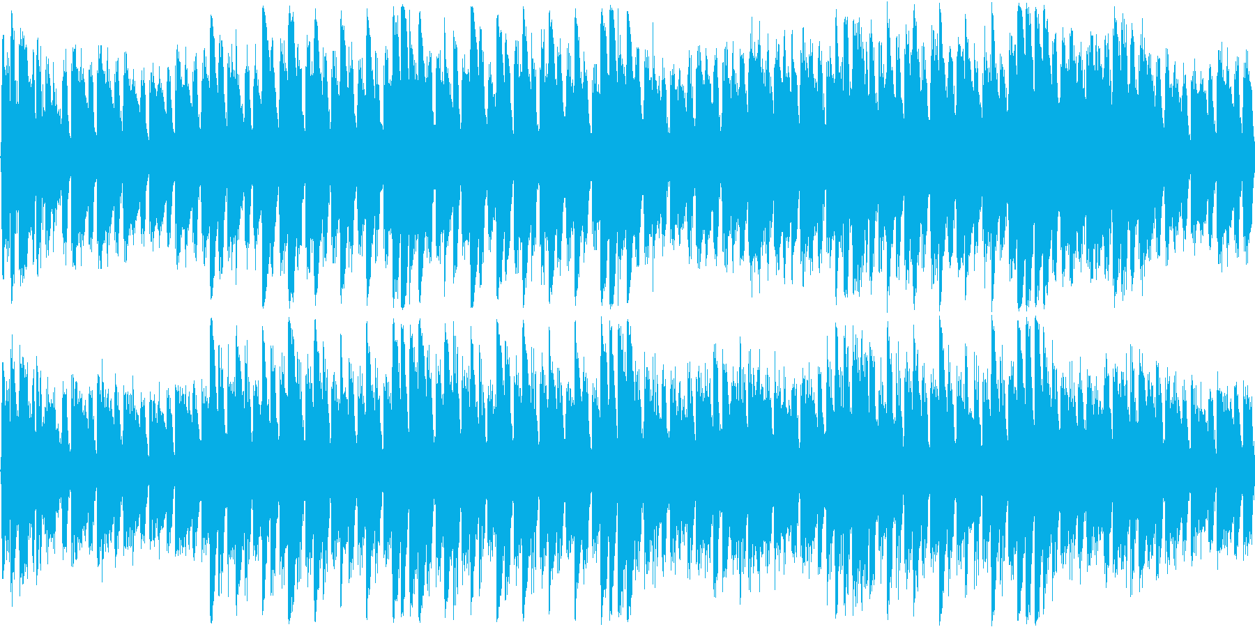 3拍子のモダン系ホラー曲です。頭に狼の…の再生済みの波形