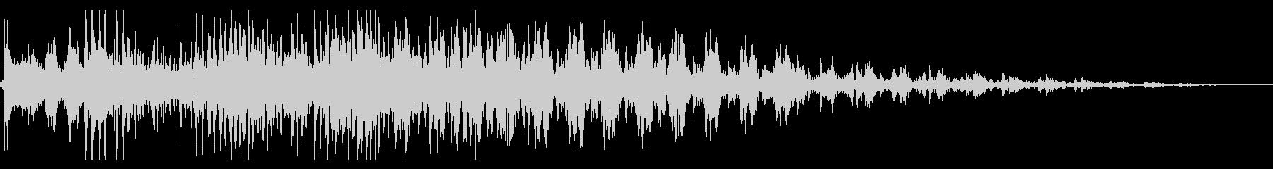 ハーレー系の大型バイク/エンジン効果音1の未再生の波形